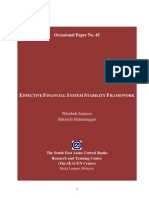 Effective Financial Statement Frameworks