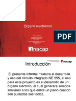60039056 Organo Electronico
