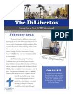 201302 Diliberto Newsletter
