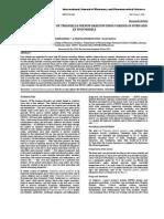 Antioxidant Activity of Trigonella Foenum Graecum Using Various in Vitro And