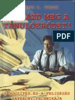 Geoffrey a. Dudley - Duplazd Meg a Tanuloerodet