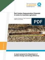 CSIRO SoilCarbonSequestrationPotential SAF PDF Standard