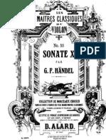 Handel Son Gm Viola
