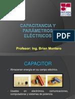 Unidad III -Capacitancia y Parámetros Eléctricos