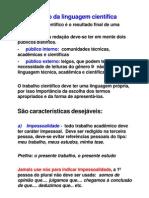 Linguagem Científica.pdf