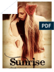 Twilight saga inspired- Sunrise
