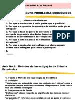 Curso de Economia Para Nao Economicos