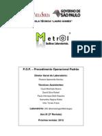 Metrol - Calibração de Vidrarias