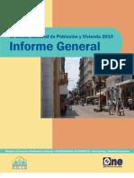 Censo 2010 Vol 1 Informe General