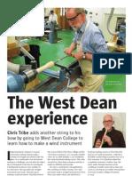 west dean