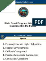 Investing in Minnesota's Future