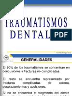 2862019 Clase Traumatismos Dentales
