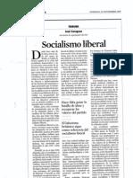 Articulo Socialismo Liberal