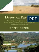 Sepp Holzer's 10 Step Plan to Combat World Hunger