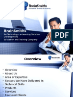 BrainSmiths Company Profile