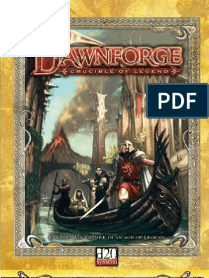 DF01 - Dawnforge - Crucible of Legend (Core) | Drow (Dungeons