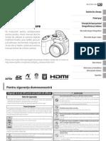 Manual utilizare fujifilm FinePixS2800_S2900 romana