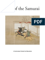 Arts of the Samurai Educator Packet
