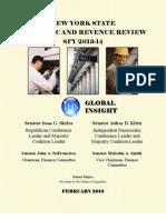 2013 Economic and Revenue Review Book