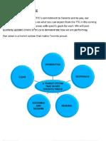 TTC Customer Charter