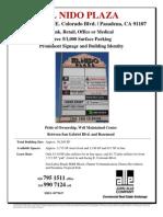 El Nido Plaza | 2960, 2982, 2990 E. Colorado Blvd, Pasadena | for Lease