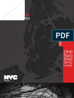 NYC Residential Property Taxes for 1-, 2- and 3-family homes.