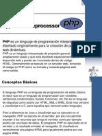 3. Sintaxis Básica de PHP