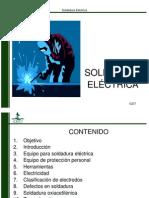presentación soldadura electrica