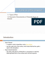 Slides 1 Flow in Open Channel_2