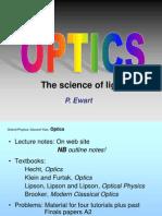 Optics Slides