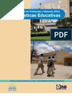 Censo 2010 Vol 4_Carracteristicas Educativas
