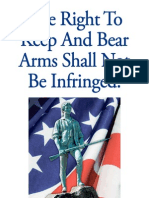 Washington Times Special Second Amendment Foundation Section On Gun Rights