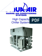 High Capacity Chiller Systems