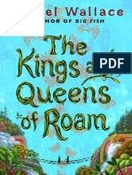 The Kings and Queens of Roam by Daniel Wallace - read an excerpt!