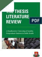 UNAM Thesis Handbook v1