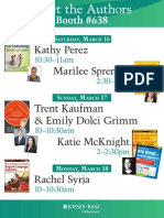 Meet our authors at ASCD!