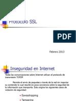 SSL Protocol Intro