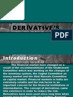 Derivative's