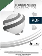 Motivos Estatuto Aduanero DIAN[2] Copy