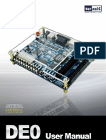 DE0 User Manual