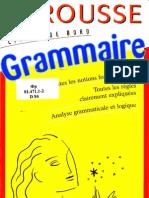 Grammaire du Francais