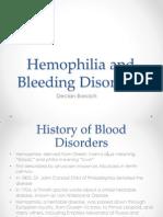Borcich Declan 11100310 AP Bio Hemophilia