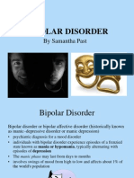 Past_Samantha_11100388_ap Bio Third Quarter Project; Bipolar Disorder