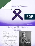 Petnuch Alexis 300526 Alzheimer's