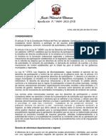 Resolucion 0604-2011-JNE