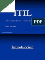 ITIL v1.5