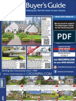 Coldwell Banker Olympia Real Estate Buyers Guide March 2nd 2013