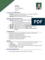 Copie de CV+Lettre de Motivation