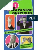 70 Japanese Gestures