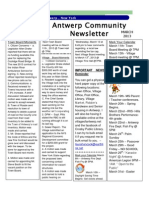 March Newsletter 2013 - Copy - Copy